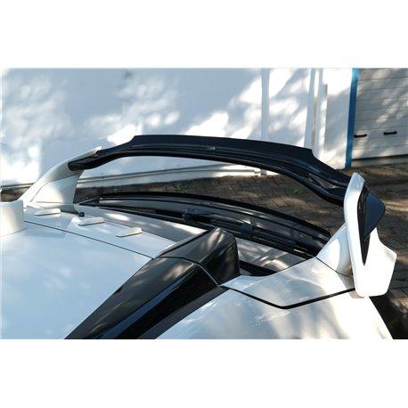 Estensione spoiler superiore V.2 Honda Civic X Type R 2017-