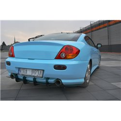 Estrattore sottoparaurti racing Hyundai Coupe Tiburon MK2 2005-2007