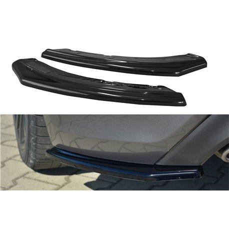 Sottoparaurti splitter laterali Hyundai Genesis Coupe MK1 2009-20012