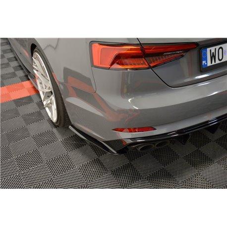 Sottoparaurti splitter laterali Audi S5 F5 2017-