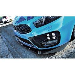 Lama sottoparaurti racing Kia Cee'd GT MK2 2013-2018