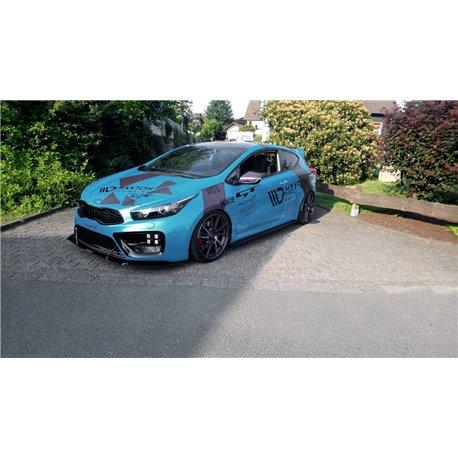 Lama sottoporta racing Kia Cee'd GT MK2 2013-2018