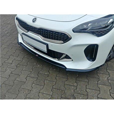 Sottoparaurti anteriore V.1 Kia Stinger GT MK2 2017-