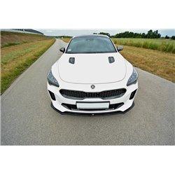 Sottoparaurti anteriore V.2 Kia Stinger GT MK2 2017-