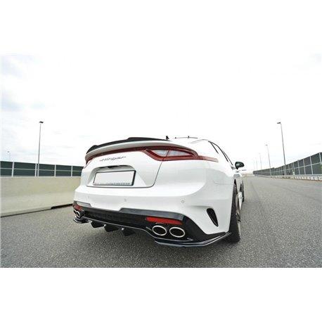 Estrattore sottoparaurti Kia Stinger GT MK2 2017-