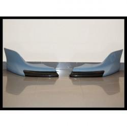 Spoiler sottoparaurti Flap anteriore in carbonio BMW E60 M-Tech