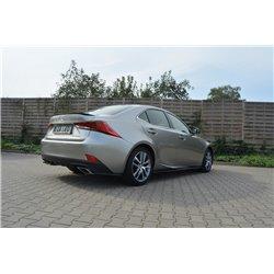 Estensione spoiler Lexus IS Mk3 2013-