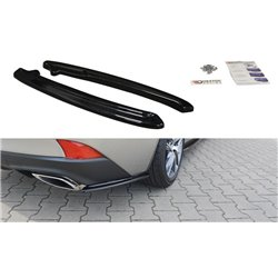Sottoparaurti splitter laterali Lexus IS T Mk3 F-Sport 2016-