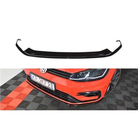 Sottoparaurti anteriore V.7 Volkswagen Golf 7 R 2017-