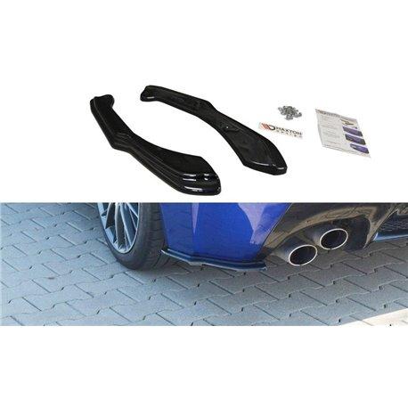 Sottoparaurti splitter laterali Lexus RC F 2014-