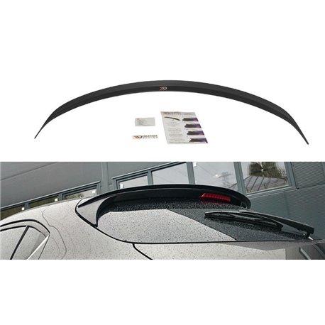 Estensione spoiler Mazda 3 BM Mk3 2017-
