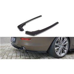 Sottoparaurti splitter laterali BMW 6 Gran Coupe 2012-2014