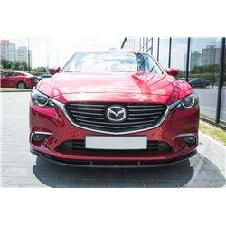 Sottoparaurti anteriore V.1 Mazda 6 GJ (Mk3) 2014- 2017