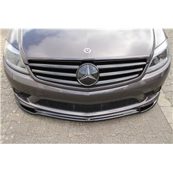 Sottoparaurti anteriore Mercedes CL 500 C216 AMG Line 2006-2010