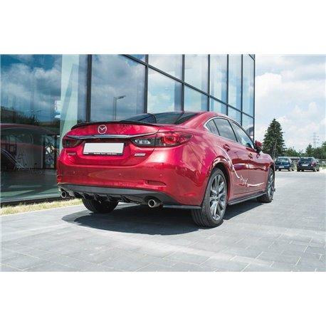 Estensione spoiler Mazda 6 GJ Mk3 2014-2017