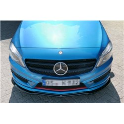 Sottoparaurti anteriore Mercedes A W176 AMG-Line 2012-2015