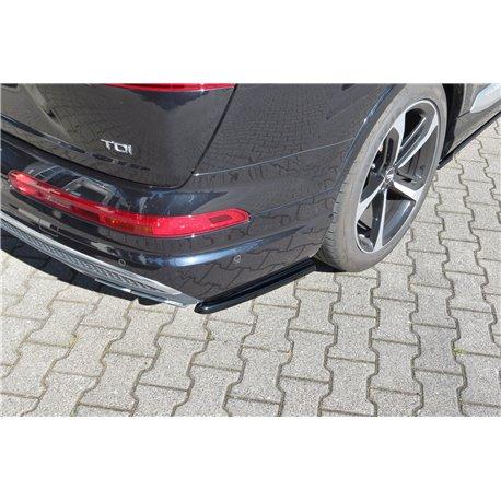 Sottoparaurti splitter laterali posteriori Audi SQ7 MK2 2016-