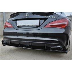 Estrattore sottoparaurti posteriore V.3 Mercedes CLA A45 AMG C117 2017-