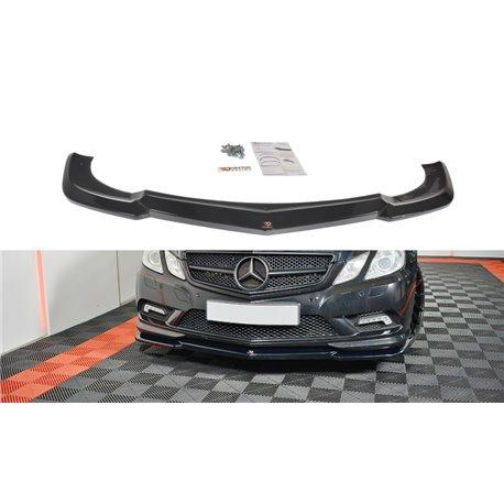 Sottoparaurti anteriore V.1 Mercedes W207 Coupe AMG-Line 2009-2012