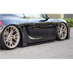 Lama sottoporta Porsche Cayman Mk2 981 Coupe 2012-