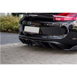 Estrattore sottoparaurti posteriore Porsche Cayman Mk2 981 Coupe 2012 -