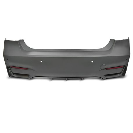 Paraurti posteriore BMW Serie 3 F30 M3 Style berlina 11-18 (PDC)