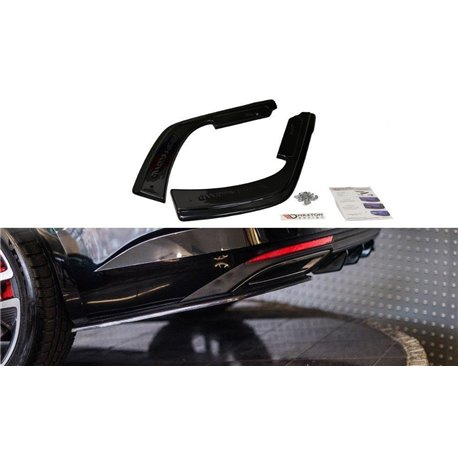 Sottoparaurti splitter posteriore Renault Talisman 2015-