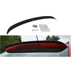 Estensione spoiler Skoda Rapid Spaceback 2012-