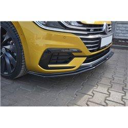 Sottoparaurti splitter anteriore Volkswagen Arteon 2017-
