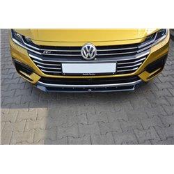 Sottoparaurti splitter anteriore V.2 Volkswagen Arteon 2017-