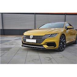 Sottoparaurti splitter anteriore V.3 Volkswagen Arteon 2017-