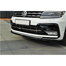 Sottoparaurti splitter anteriore Volkswagen Tiguan Mk2 R-Line 2015-