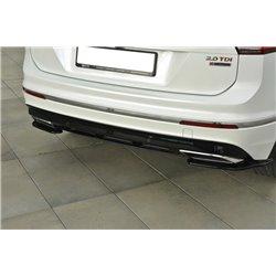 Sottoparaurti splitter laterali posteriori Volkswagen Tiguan Mk2 R-Line 2015-