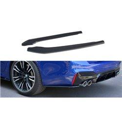 Sottoparaurti splitter laterali posteriore BMW Serie 5 M5 F90 2017-