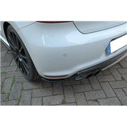 Splitter laterali posteriori per Volkswagen Polo V WRC 2013