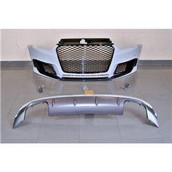 Kit estetico per Audi A3 V8 13-15 / Cabrio / Sportback Look RS3