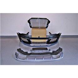 Kit estetico per Audi A3 V8 13-15 Sportback Look RS3 II