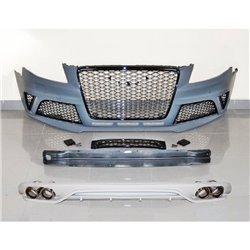 Kit estetico per Audi A4 2009-2012 B8 Look RS4