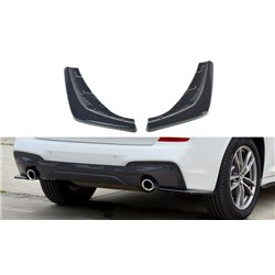 Sottoparaurti splitter laterali posteriore BMW X3 G01 M-Pack 2018-