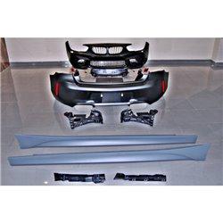Kit estetico per BMW F20 LCI 2015-2019 Look M2 2 ucite