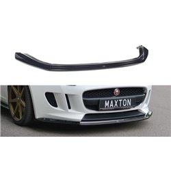 Sottoparaurti splitter anteriore Jaguar F-Type 2013-