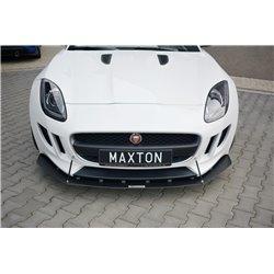 Lama sottoparaurti racing Jaguar F-Type 2013-