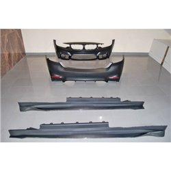 Kit estetico per BMW F32 / F33 Look M4 + Carbonio