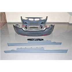 Kit estetico per BMW F32 / F33 Look M-Tech 2 uscite