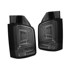 Coppia fari posteriori LED e DTS Volkswagen T5 03-09 Fume
