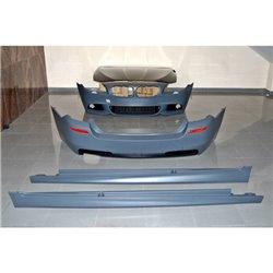 Kit estetico per BMW F10 10-12 Look M-Tech con Cofano