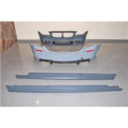 Kit estetico per BMW F10 10-12 Look M-Tech con Estrattore