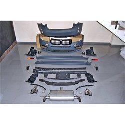 Kit estetico per BMW X6 F16 Look X6M
