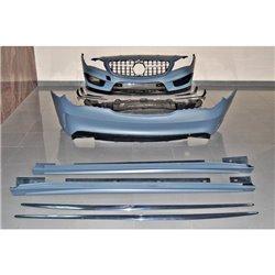 Kit estetico per Mercedes W117 13-16 4P / SW Look AMG