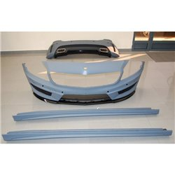 Kit estetico per Mercedes W176 A45 2012-2015 Look AMG
